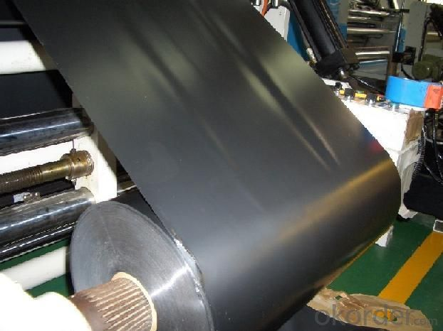 Black Color Adhesive  Pipe Wrapping Duct/Cloth Tape