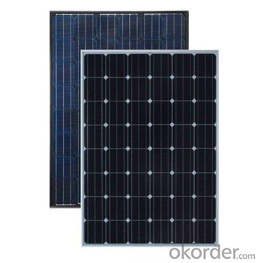Monocrystalline Silicon Solar Modules 48Cell-225W