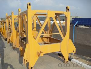 Tower Cranes self climbing grove QTZ63(5013)