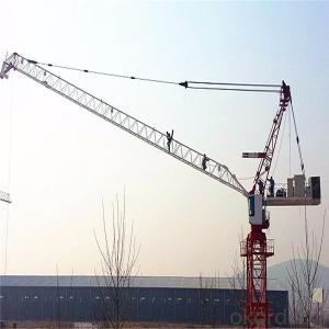 Tower Cranes self climbing grove QTD4015
