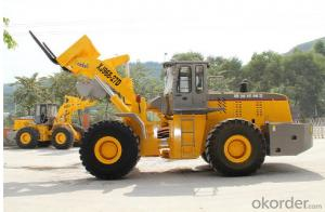 Powerful Turbocharged 756T-16 Forklift Loader
