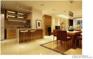 Polished Porcelain Floor Tile Navona Travertino Serie CMAX3603