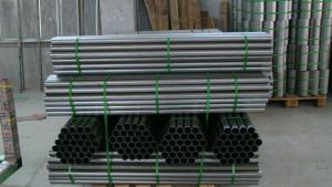 SUS316 Seamless Stainless Steel Pipe End Cap Shipment Packing