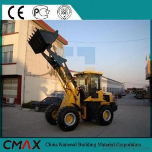 Brand New 2.0 Ton CE Approved Wheel Loader with Electric Joystick/Quick Hitch/Euroiii Engine/Sweeper