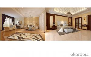 Polished Porcelain Floor Tile Yulip Stone Serie CMAX-Y601