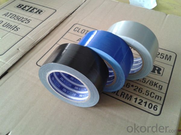 Synthetic Rubber Self-Adhesive Duct Tape