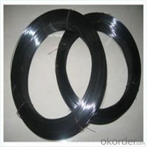 Black Annealed Tie Wire BWG20 Binding Wire/Loop Annealed Wire/U Type Annealed Wire