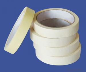 Crepe Paperr With Rubber Adhesive Masking Tape