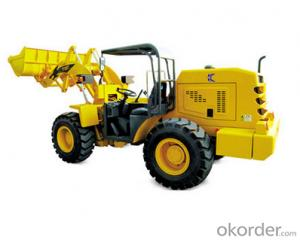 758 Wheel Loader with 3.0m³ Bucket