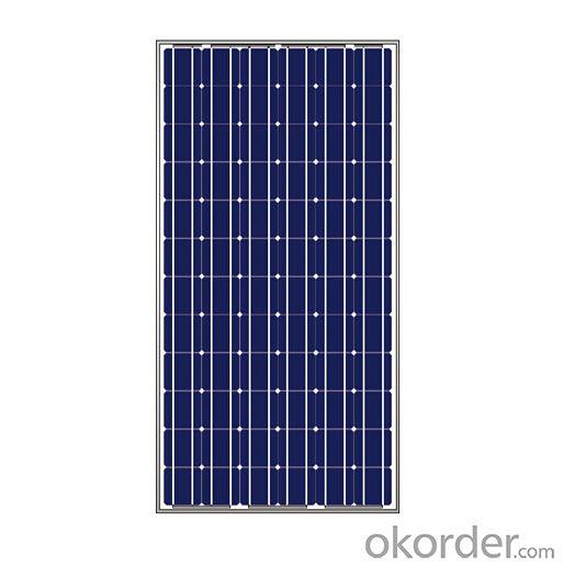 SEG M6 -72 Monocrystalline solar module 290W