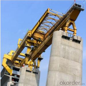 Ship Builing Gantry Crane with Double Trolley