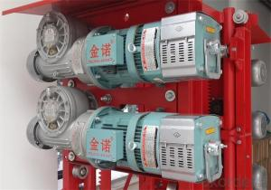 Jinnuo Construction Hoist Motor
