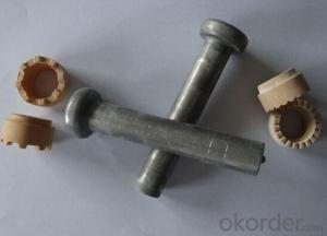 Nelson Welding Shear Stud Connectors for Steel Constructions
