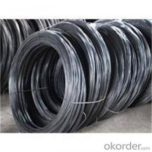 Black Annealed Tie Wire 20 Gauge Binding Wire/ Galvanized Wire
