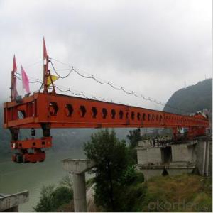 Bridge Girder Launcher, Bridge Building Crane, Bridge Construction Machine