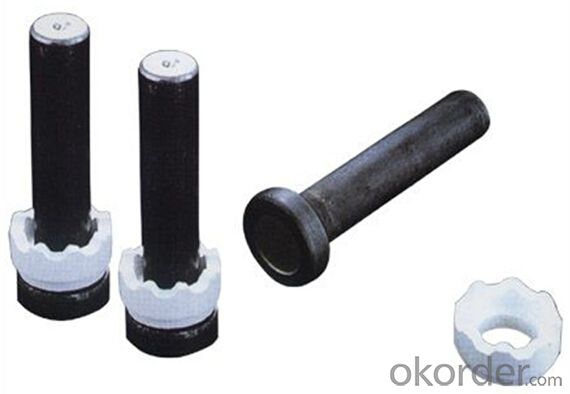 Shear  Studs Connector Through Decking Ferrule for Construction