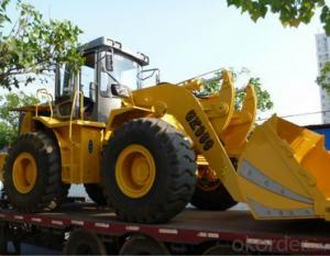 736T Mine Wheel Loader with 3T loading capacity