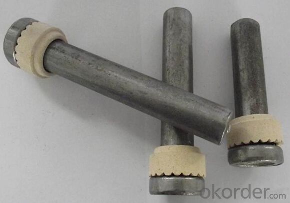 Shear stud connector for Steel Construction