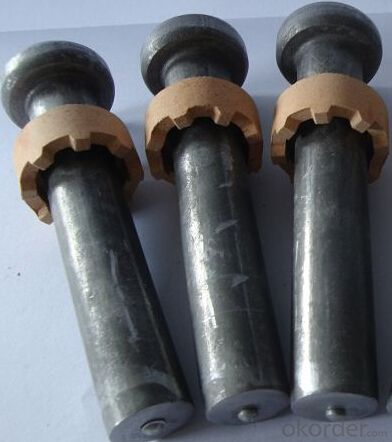 Weld Studs/Shear Connectors with Ceramic Ferrules