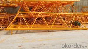 Tower Cranes Construction Building Materials QTZ100