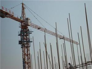 Tower Cranes self-raising electric multifunctionalQTZ80(6010)