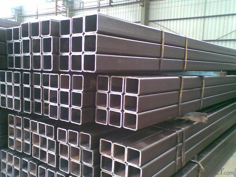 Hollow Section Steel Pipe Various Size Good Quality