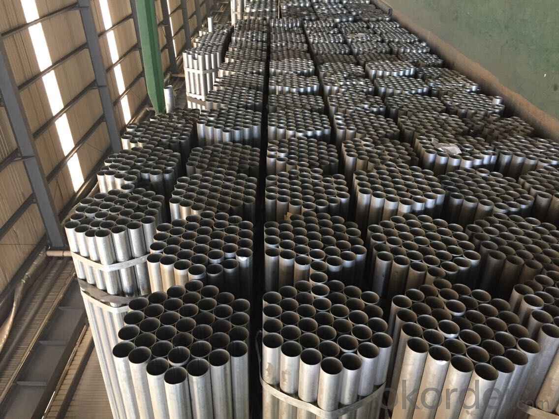 Various types of stainless steel pipe waiting for you