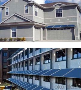 Split Solar Water Heating System(Luxury)