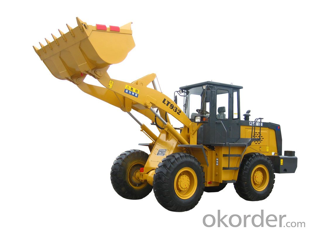 736 Wheel Loader with DEUTZ Engine