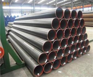 Straight Welded Steel Pipe ASME ANSI JIS GB Q195--Q345