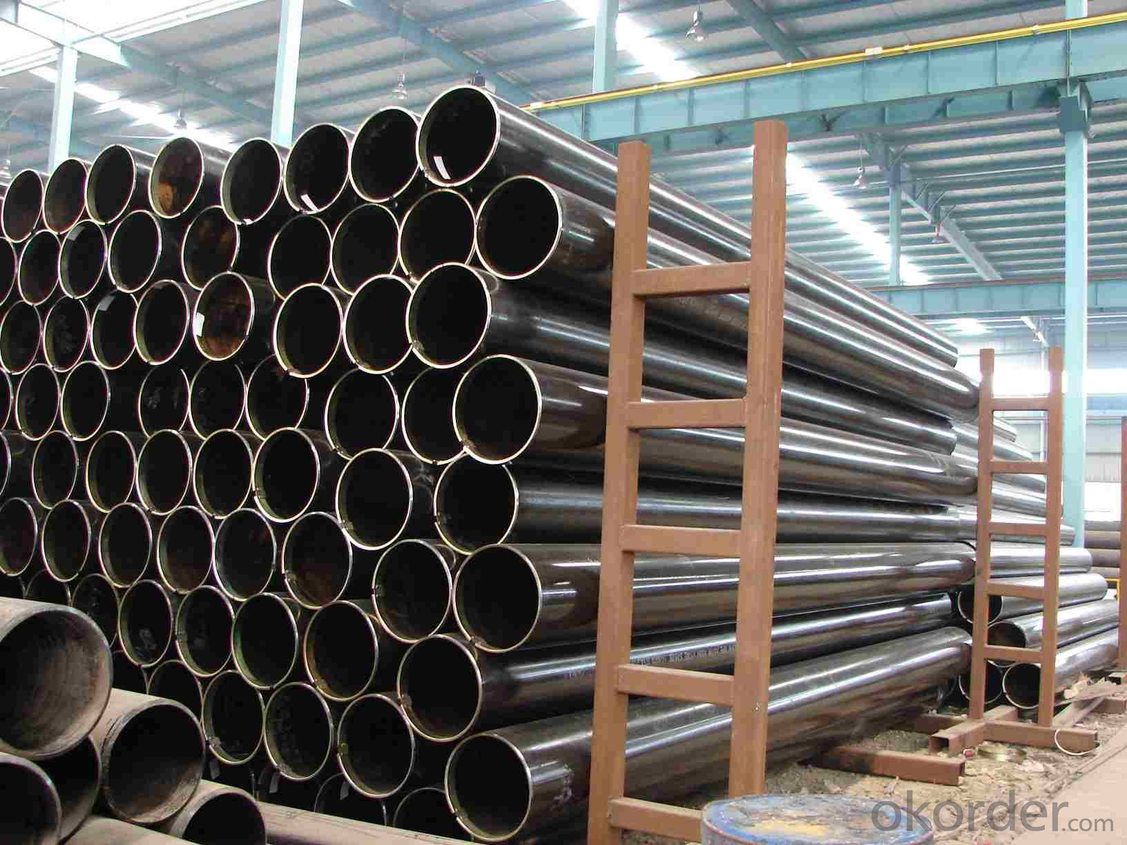 Welded Steel Pipe--The  New  tube  Production
