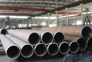 Seamless Carbon Steel Pipe of API 5L / API 5CT
