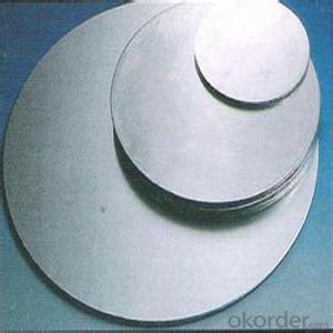 Aluminium Circle and Circles Round Shape