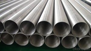Stainless Steel Welded Pipe ASTM A312/A316/A358