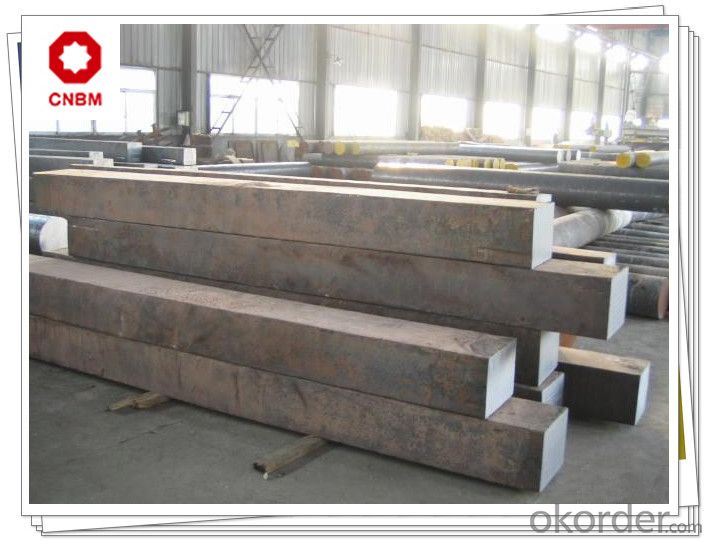 Carbon Structural Steel Square Bars S20C