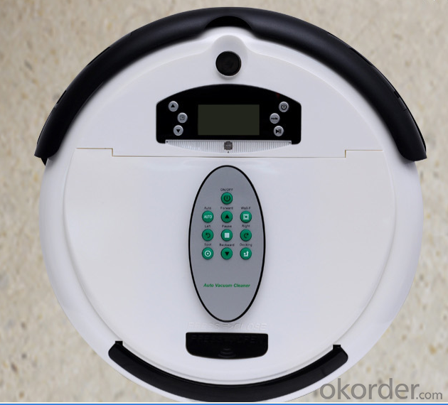 Automatic Robot Vacuum Cleaner upgrade for Home