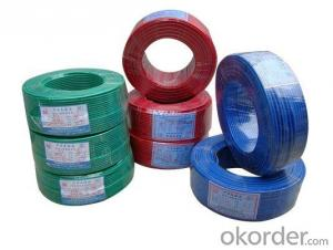 450/750V 6491X PVC Insulated Electrical Wire cable H07V-R / H07V-U / BV / BVR