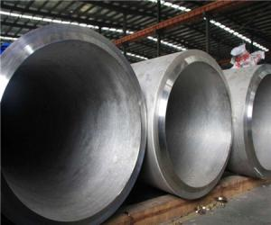 Round Steel Pipes with Good Quality Q195-Q345