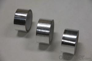 24MIC PURE ALUMINUM FOIL TAPE FOR INSULAITON SYSTEM