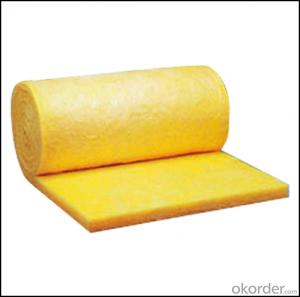 Excellent Quality Glass Wool For Steel Struction Roofing Insulation