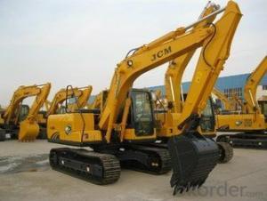 JCM906D Hydraulic Crawler Excavator