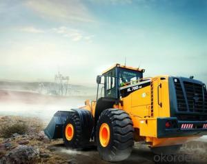 Wheel Loader Zl30f 3ton  Diesel Engine