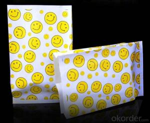 Craft Paper Packing bag for Food Packing with Oil proof