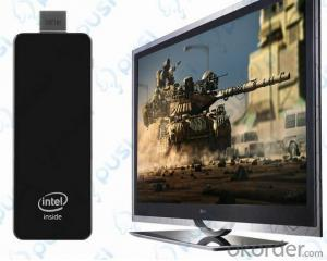Intel Dongle Mini PC Stick Quad Core New Design with High Quality