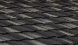 Corrugated / Wave/Roman  Sand Coated Metal Roofing Sheet,Steel Roofing  Sheets