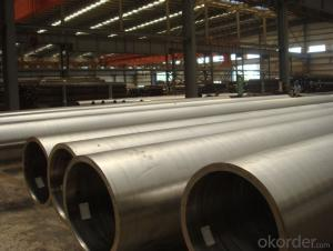 Stainless Steel Welded Pipe ASTM A312/A358