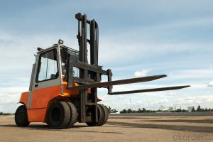 Forklift Loader with 22Tons Max 761T-21 CE ISO