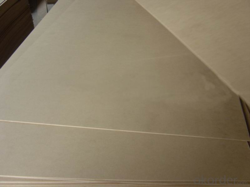 Plain MDF Board 8x1220X2800MM Light Color