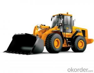 Wheel Loader 7 Ton  (SWL70G)  With ISO CE