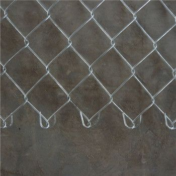 Chain Link Wire Mesh Fence PVC Fence Hot Seller Direct Factory